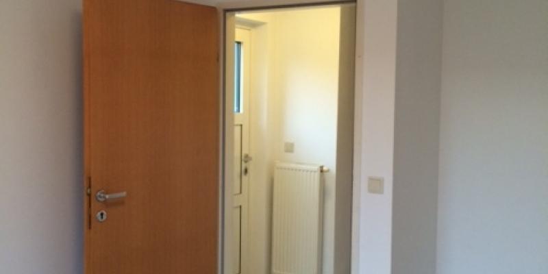 Puchstraße 202c - Wohnung C: Blick vom Zimmer in den Vorraum